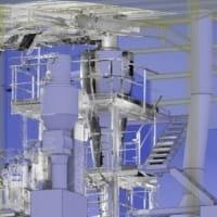 térszkennelés ipari területfelmérés