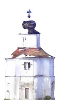 Pápoci Kápolna ortófotó